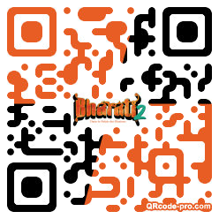QR code with logo 1fdq0