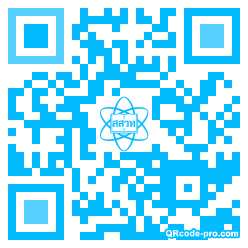 QR code with logo 1ff10