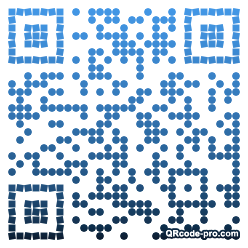 QR code with logo 1ff60