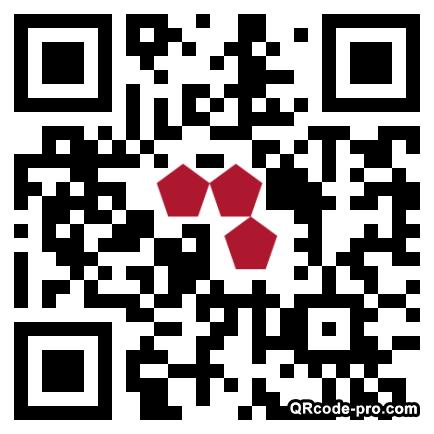 QR Code Design 1fhB0