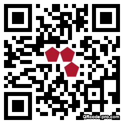 QR code with logo 1fhl0