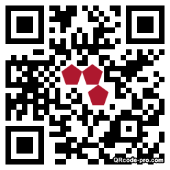 QR code with logo 1fhu0