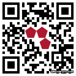 QR code with logo 1fiC0
