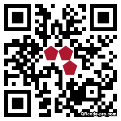 QR code with logo 1fif0