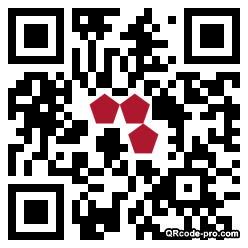 QR code with logo 1fiw0