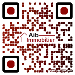 QR code with logo 1fkj0