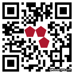 QR code with logo 1flL0