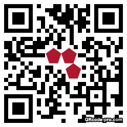 QR code with logo 1fm50
