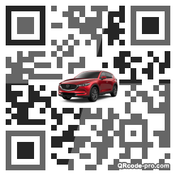 QR code with logo 1frN0