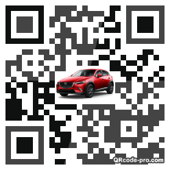 QR code with logo 1frV0