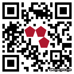 QR code with logo 1fvR0