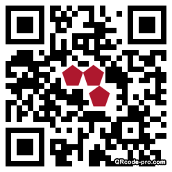 QR code with logo 1fw60
