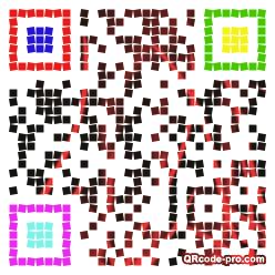 QR code with logo 1fza0