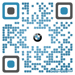 QR code with logo 1g030