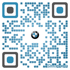 QR code with logo 1g070
