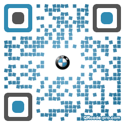 QR code with logo 1g0M0