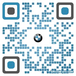 QR code with logo 1g0R0