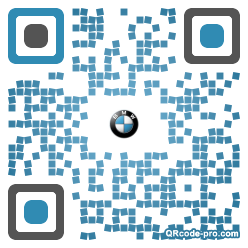 QR code with logo 1g0W0