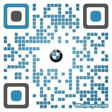 QR code with logo 1g0h0