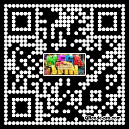 QR code with logo 1g4D0