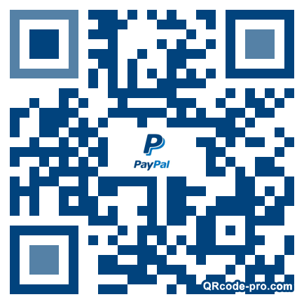 QR code with logo 1g4s0