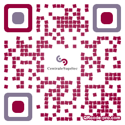 QR code with logo 1g620