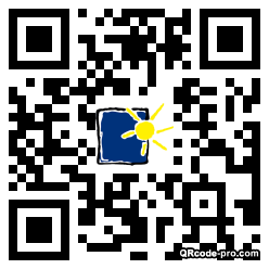 QR code with logo 1g6R0