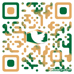 QR code with logo 1g780