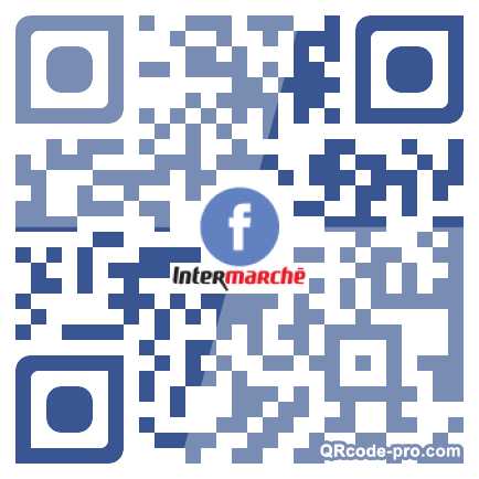 QR code with logo 1gE10