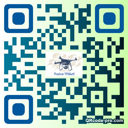 QR Code Design 1gFW0