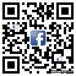 QR code with logo 1gJ70