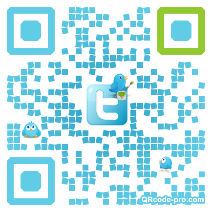 QR code with logo 1gK50