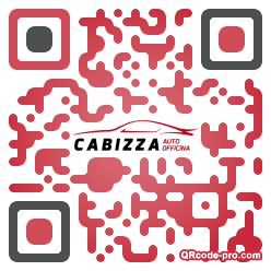 QR code with logo 1gQ40