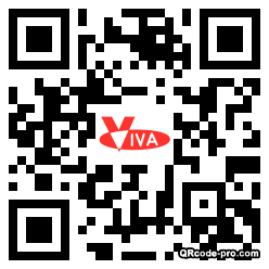 QR code with logo 1gV70