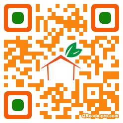 QR code with logo 1gVp0