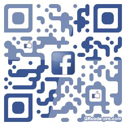 QR code with logo 1gb50