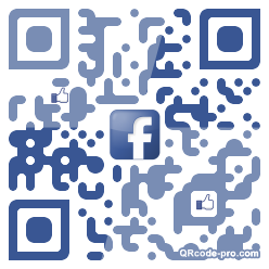QR code with logo 1geB0