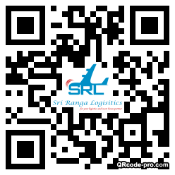 QR code with logo 1ghO0
