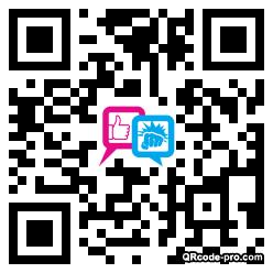 QR Code Design 1ghm0