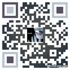 QR code with logo 1gin0