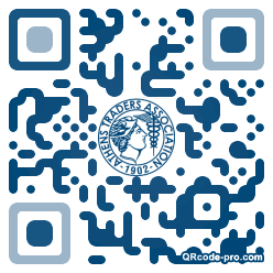 QR code with logo 1gio0