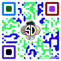 QR code with logo 1glw0