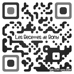 QR code with logo 1gns0