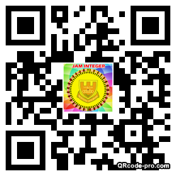 QR code with logo 1gq30