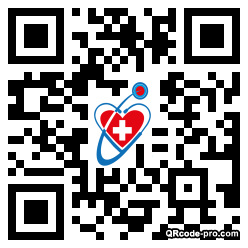 QR code with logo 1gtp0