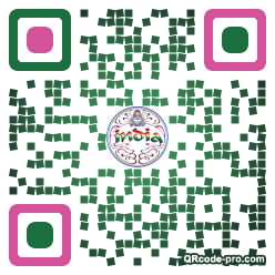 QR code with logo 1gvS0