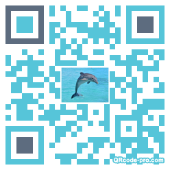 QR code with logo 1gxy0