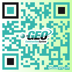 QR code with logo 1gzd0