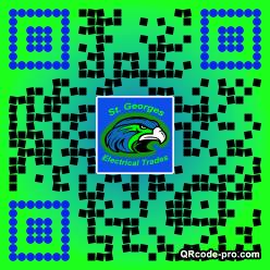 QR Code Design 1h220