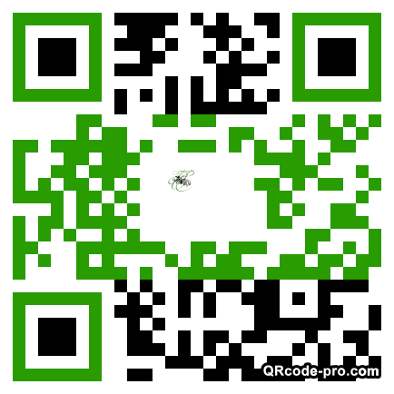 QR code with logo 1h2b0